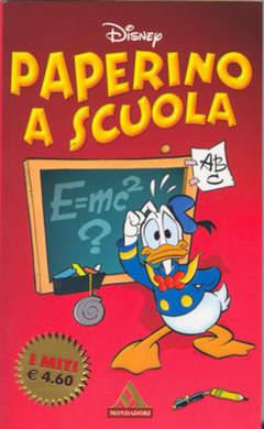 Copertina MITI n.305 - Paperino a scuola, MONDADORI EDITORE