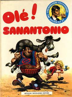 Copertina OLE' SANANTONIO n. - OLE' SANANTONIO, MONDADORI EDITORE