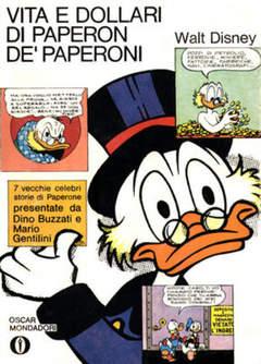 Copertina OSCAR n.170 - VITA E DOLLARI DI PAPERON DE'PAPERONI, MONDADORI EDITORE