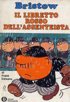 Copertina OSCAR n.544 - IL LIBRETTO ROSSO DELL'ASSENTEISTA, MONDADORI EDITORE