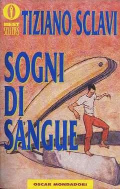 Copertina OSCAR BEST SELLERS n.353 - SOGNI DI SANGUE, MONDADORI EDITORE