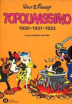 Copertina OSCAR COFANETTI n.5 - TOPOLINISSIMO 1930/31/32 3 VOL, MONDADORI EDITORE