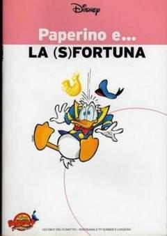 Copertina PAPERINO E... n.1 - PAPERINO E ...LA (S)FORTUNA, MONDADORI EDITORE