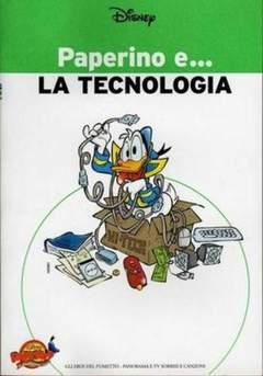 Copertina PAPERINO E... n.2 - Paperino e... la tecnologia, MONDADORI EDITORE