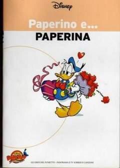 Copertina PAPERINO E... n.3 - Paperino e... Paperina, MONDADORI EDITORE