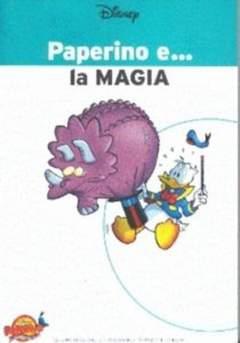 Copertina PAPERINO E... n.7 - Paperino e... la magia, MONDADORI EDITORE