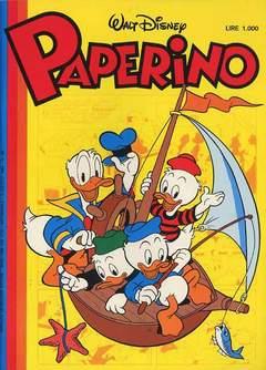Copertina PAPERINO & C. n.58 - Paperino, MONDADORI EDITORE