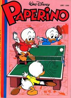 Copertina PAPERINO & C. n.63 - Paperino, MONDADORI EDITORE