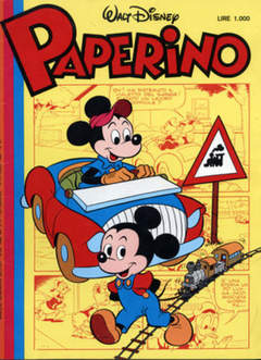 Copertina PAPERINO & C. n.67 - Paperino, MONDADORI EDITORE