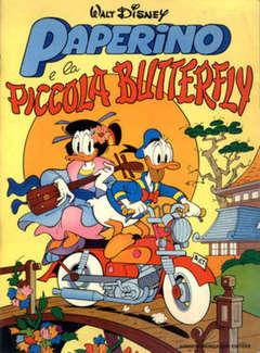 Copertina PAPERINO E LA PICCOLA BUTTERFL n.1 - Paperino e la piccola Butterfly, MONDADORI EDITORE