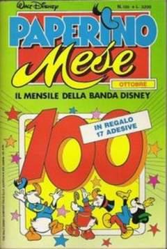 Copertina PAPERINO MESE n.100 - PAPERINO MESE              100, MONDADORI EDITORE