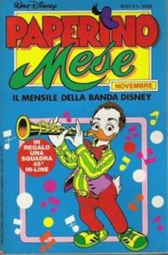 Copertina PAPERINO MESE n.101 - PAPERINO MESE              101, MONDADORI EDITORE