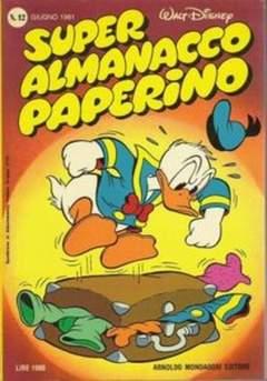 Copertina PAPERINO MESE n.12 - PAPERINO MESE               12, MONDADORI EDITORE