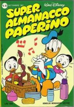Copertina PAPERINO MESE n.15 - PAPERINO MESE               15, MONDADORI EDITORE