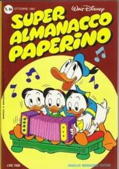 Copertina PAPERINO MESE n.16 - PAPERINO MESE               16, MONDADORI EDITORE