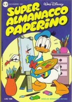 Copertina PAPERINO MESE n.17 - PAPERINO MESE               17, MONDADORI EDITORE