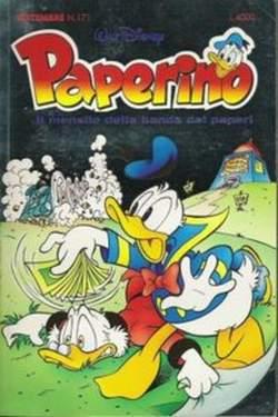 Copertina PAPERINO MESE n.171 - PAPERINO MESE              171, MONDADORI EDITORE
