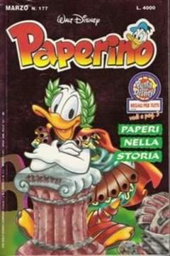 Copertina PAPERINO MESE n.177 - PAPERINO MESE              177, MONDADORI EDITORE