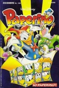 Copertina PAPERINO MESE n.186 - PAPERINO MESE              186, MONDADORI EDITORE