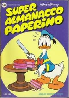 Copertina PAPERINO MESE n.20 - PAPERINO MESE               20, MONDADORI EDITORE