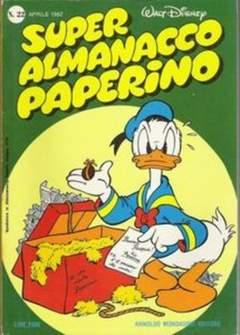 Copertina PAPERINO MESE n.22 - PAPERINO MESE               22, MONDADORI EDITORE
