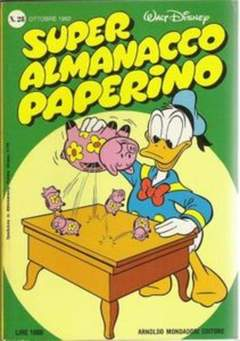 Copertina PAPERINO MESE n.28 - PAPERINO MESE               28, MONDADORI EDITORE