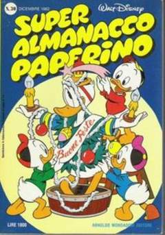 Copertina PAPERINO MESE n.30 - PAPERINO MESE               30, MONDADORI EDITORE