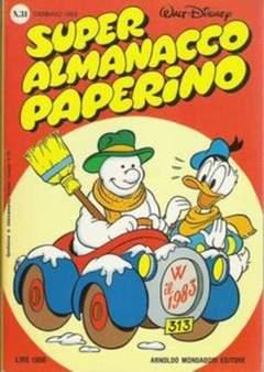 Copertina PAPERINO MESE n.31 - PAPERINO MESE               31, MONDADORI EDITORE