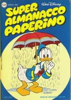 Copertina PAPERINO MESE n.33 - PAPERINO MESE               33, MONDADORI EDITORE
