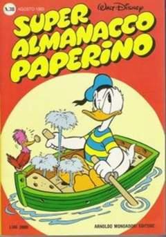 Copertina PAPERINO MESE n.38 - PAPERINO MESE               38, MONDADORI EDITORE
