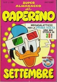 Copertina PAPERINO MESE n.51 - PAPERINO MESE               51, MONDADORI EDITORE