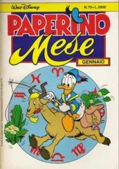 Copertina PAPERINO MESE n.79 - PAPERINO MESE               79, MONDADORI EDITORE