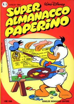 Copertina PAPERINO MESE n.1 - PAPERINO MESE                1, MONDADORI EDITORE