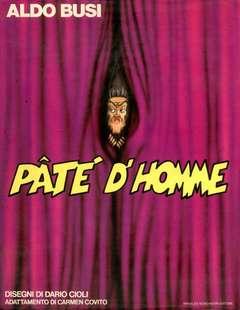 Copertina PATE'D'HOMME n. - PATE'D'HOMME, MONDADORI EDITORE
