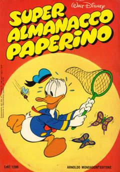 Copertina SUPER ALM.PAPERINO I SERIE n.11 - SUPER ALM.PAPERINO I SERI   11, MONDADORI EDITORE