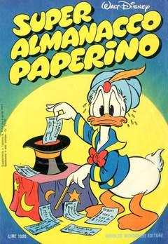 Copertina SUPER ALM.PAPERINO I SERIE n.2 - SUPER ALM.PAPERINO I SERI    2, MONDADORI EDITORE