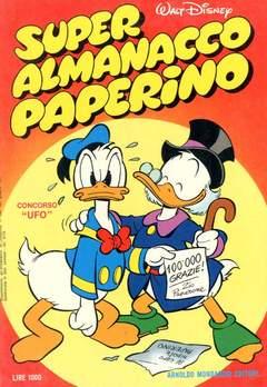 Copertina SUPER ALM.PAPERINO I SERIE n.3 - SUPER ALM.PAPERINO I SERI    3, MONDADORI EDITORE