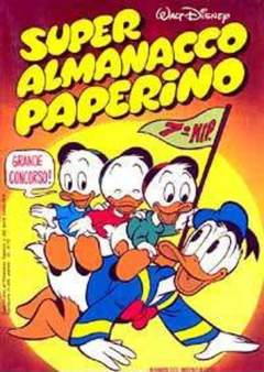 Copertina SUPER ALM.PAPERINO I SERIE n.5 - SUPER ALM.PAPERINO I SERI    5, MONDADORI EDITORE