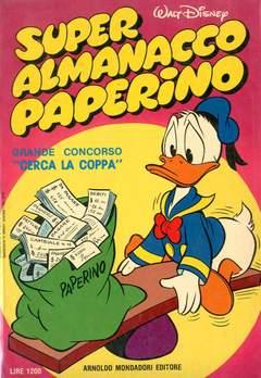 Copertina SUPER ALM.PAPERINO I SERIE n.6 - SUPER ALM.PAPERINO I SERI    6, MONDADORI EDITORE