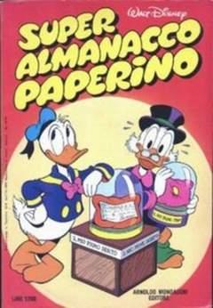 Copertina SUPER ALM.PAPERINO I SERIE n.9 - SUPER ALM.PAPERINO I SERI    9, MONDADORI EDITORE