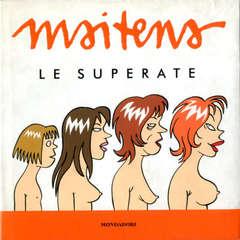Copertina SUPERATE n. - SUPERATE, MONDADORI EDITORE