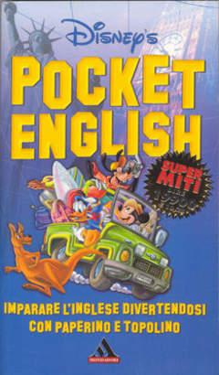 Copertina SUPERMITI n.31 - Pocket English - Imparare l'inglese divertendosi con Paperino e Topolino, MONDADORI EDITORE