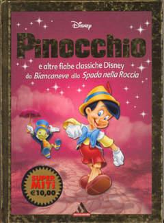 Copertina SUPERMITI n.39 - Pinocchio e altre fiabe classiche Disney, MONDADORI EDITORE