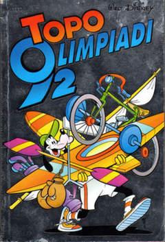 Copertina TOPO OLIMPIADI n.1992 - Topo Olimpiadi 92, MONDADORI EDITORE