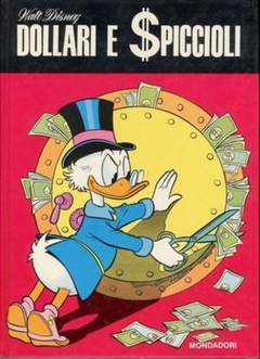 Copertina TOPOLINO OMAGGI ABBONATI n.1972 - Dollari e $piccioli, MONDADORI EDITORE