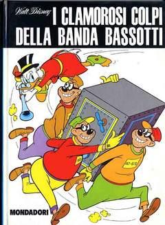 Copertina TOPOLINO OMAGGI ABBONATI n.1973 - I clamorosi colpi della Banda Bassotti, MONDADORI EDITORE