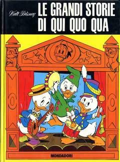 Copertina TOPOLINO OMAGGI ABBONATI n.1974 - Le grandi storie di Qui Quo Qua, MONDADORI EDITORE