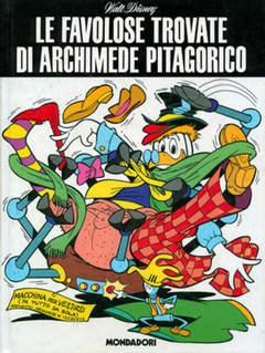 Copertina TOPOLINO OMAGGI ABBONATI n.1975 - Le favolose trovate di Archimede Pitagorico, MONDADORI EDITORE