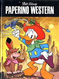 Copertina TOPOLINO OMAGGI ABBONATI n.1979 - Paperino Western, MONDADORI EDITORE
