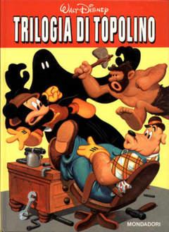 Copertina TOPOLINO OMAGGI ABBONATI n.1983 - Trilogia di Topolino, MONDADORI EDITORE